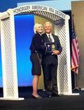 Harold Karcher receives National FFA's highest honor