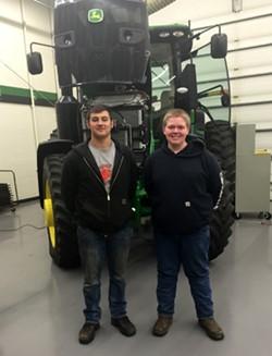 FFA Tractor Troubleshooting