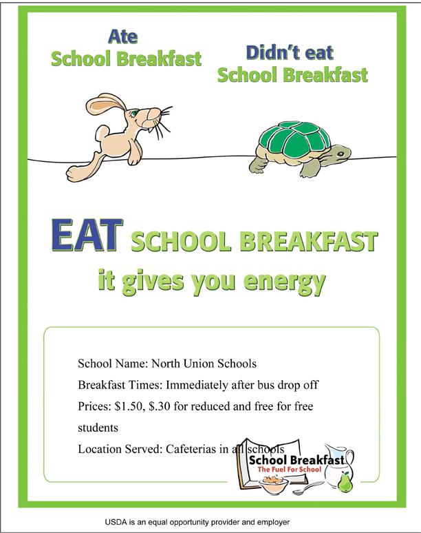 Eat School Breakfast