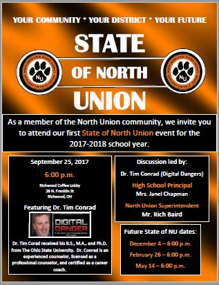 State of North Union #1