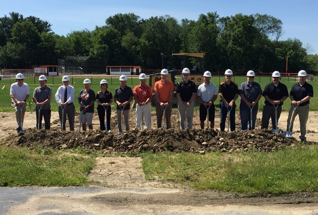 Athletic Facility Groundbreaking