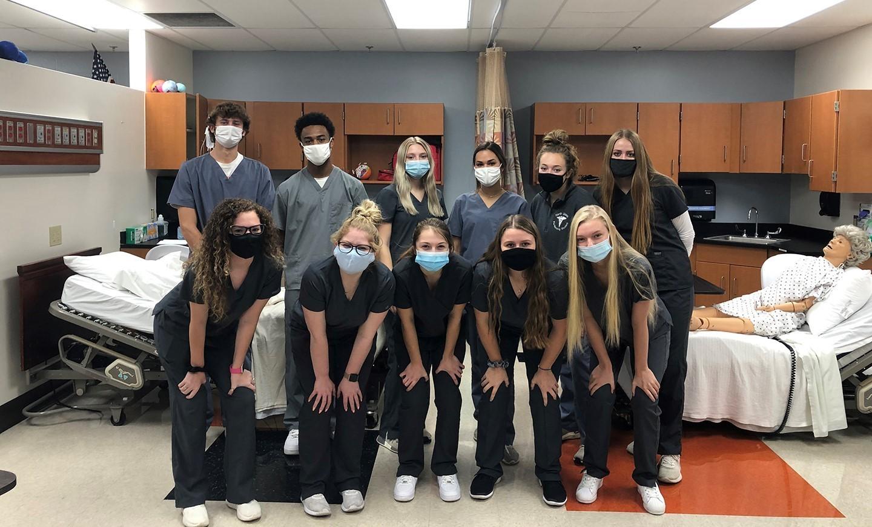 Pre-Nursing Students